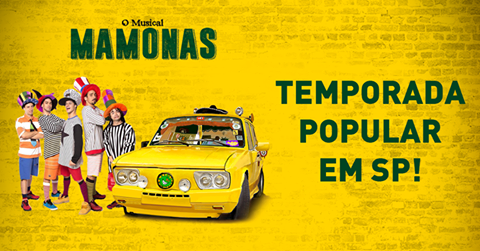 "Photo of ""O Musical Mamonas"" fará temporada popular em SP"
