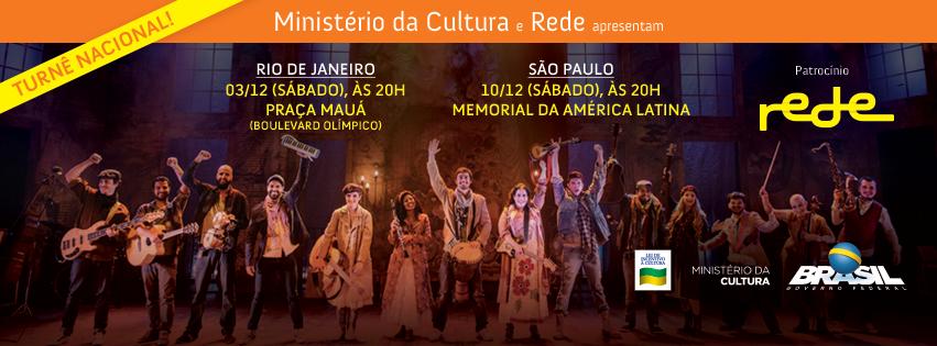 """Photo of Encerramento da turnê de """"Milton Nascimento – Nada Será Como Antes"""" terá apresentações gratuitas em RJ e SP"""