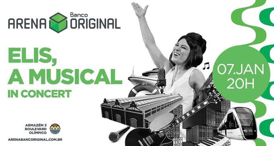"""Photo of """"Elis, A musical"""" ganha versão em concerto com apresentação única no RJ"""