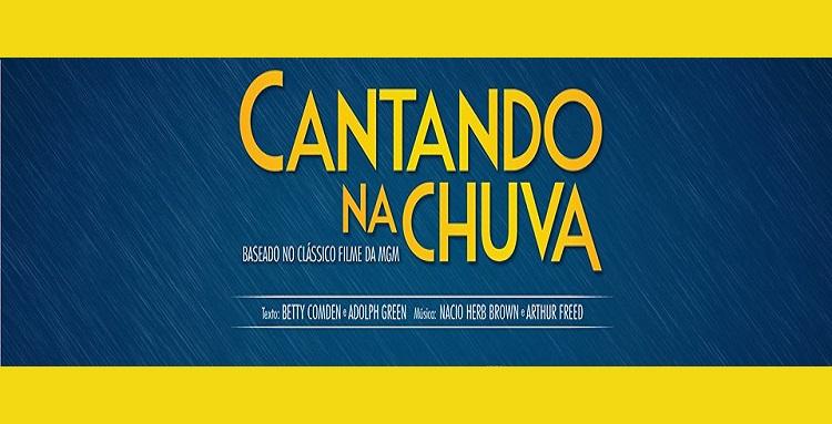 """Photo of Com Jarbas Homem de Mello e Claudia Raia, """"Cantando na Chuva"""" chega à SP no segundo semestre"""