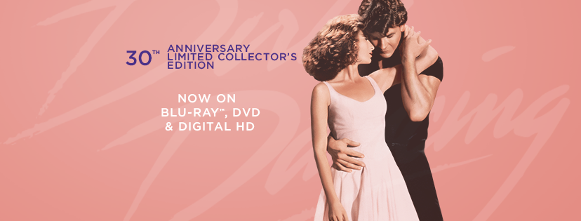 "Photo of ""Dirty Dancing"" completa 30 anos com lançamento do DVD e Blu-Ray especial"