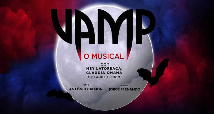"Photo of ""Vamp – O Musical"" inicia venda de ingressos para público cadastrado"