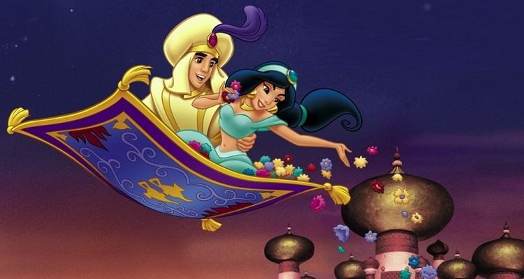 Photo of Disney busca Aladdin e Jasmine para seu novo live-action