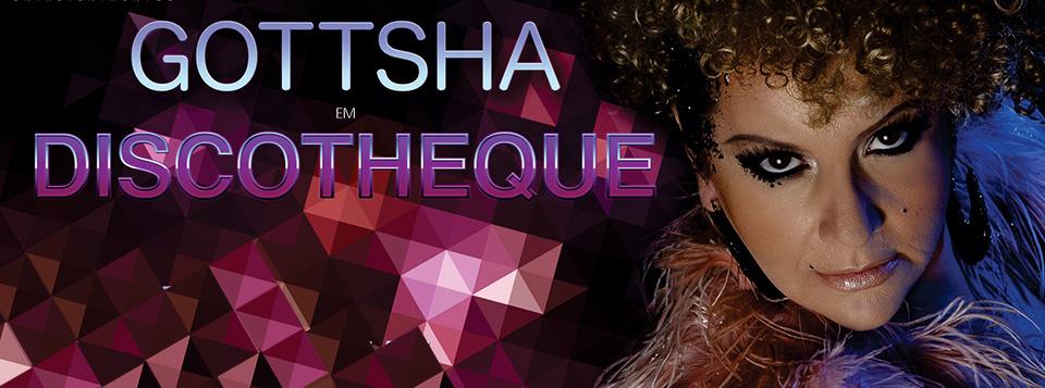 Photo of Gottsha apresenta show com sucessos da discoteca em SP