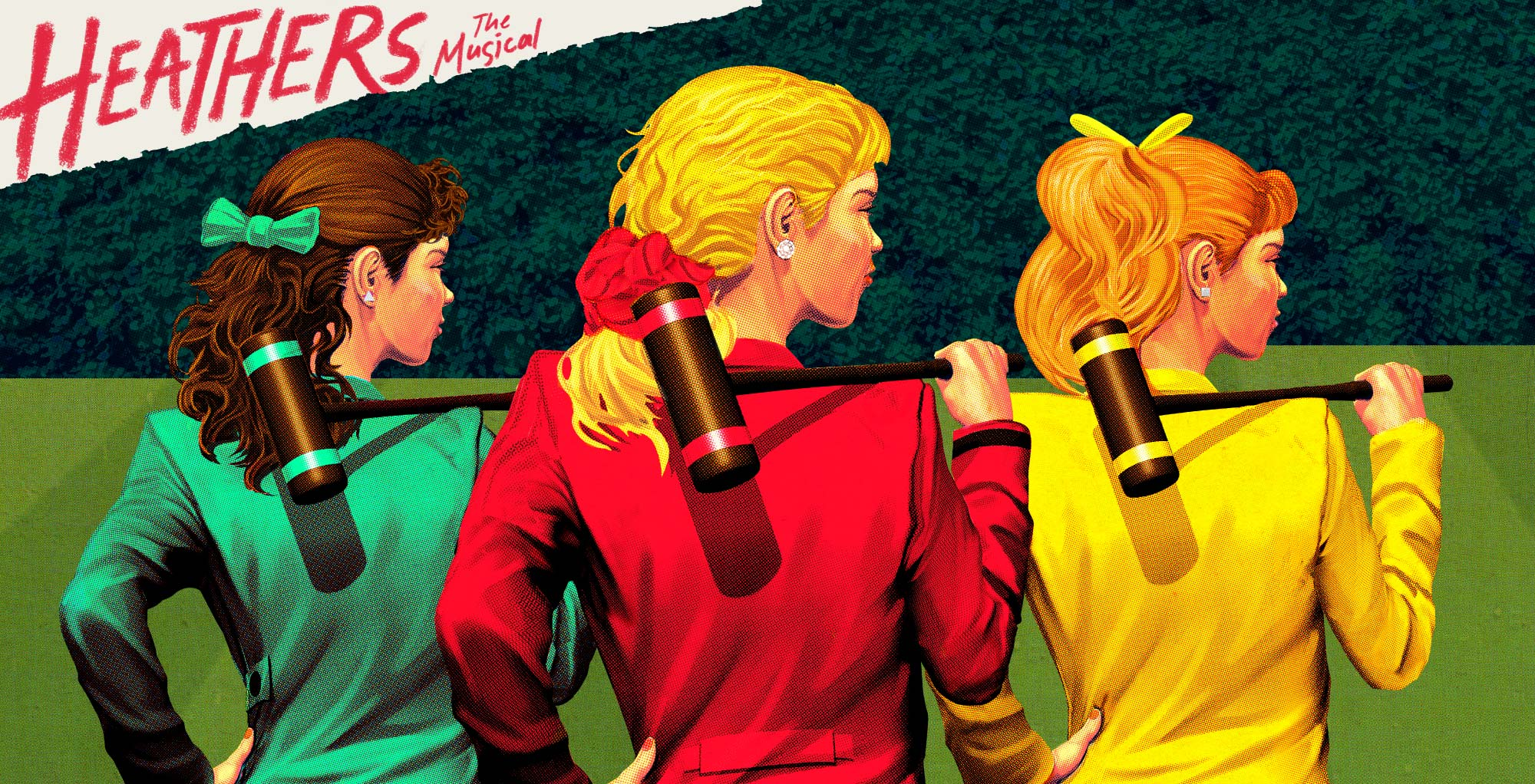 "Photo of Cerejeira Produções realizará montagem do off-Broadway ""Heathers: The Musical"""