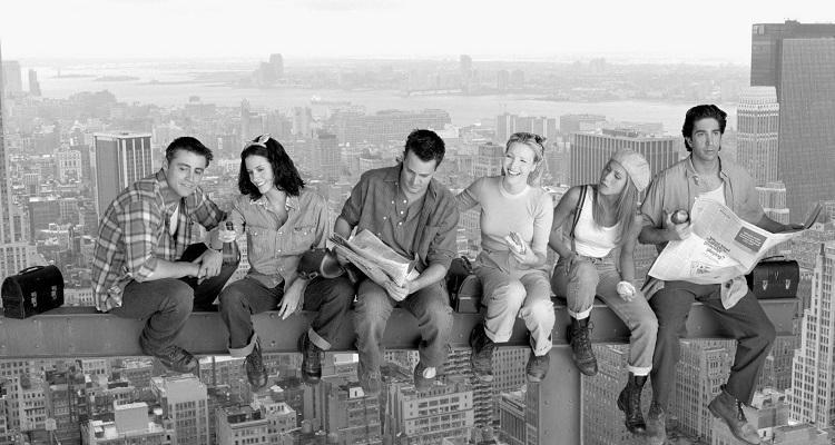 """Photo of Série """"Friends"""" vai ganhar musical na Broadway após 13 anos da última temporada"""