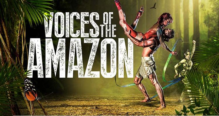 """Photo of Conheça os brasileiros que estão no espetáculo internacional """"Voices Of The Amazon"""""""