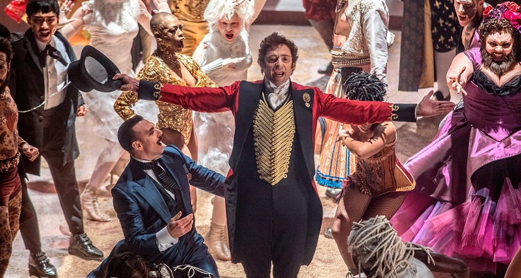 "Photo of Veja o trailer de ""The Greatest Showman"", longa musical estrelado por Hugh Jackman"