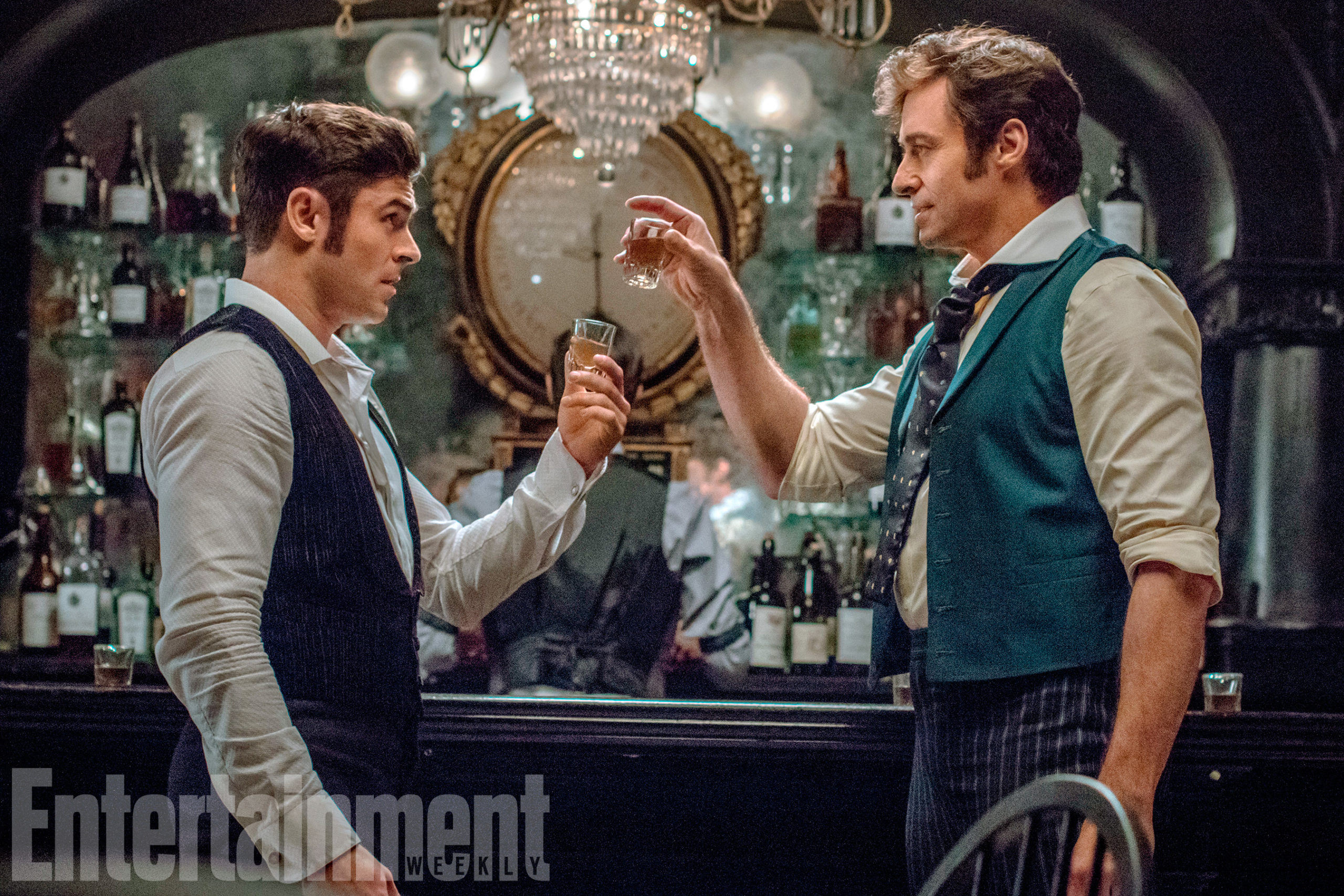 "Photo of Veja o novo trailer de ""The Greatest Showman on Earth"", estrelado por Hugh Jackman"
