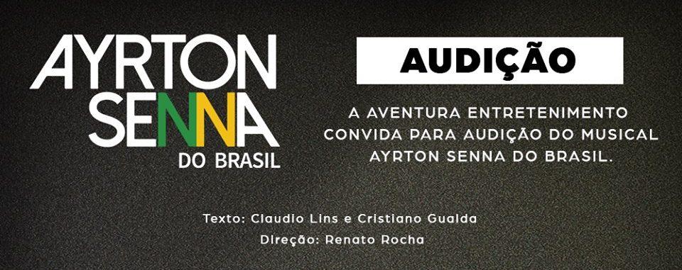 Photo of Aventura Entretenimento procura atores e acrobatas para musical biográfico sobre Ayrton Senna