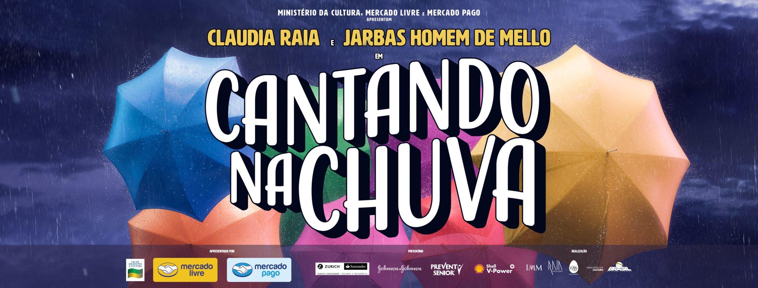 """Photo of Conheça os nomes do elenco de """"Cantando na Chuva"""""""