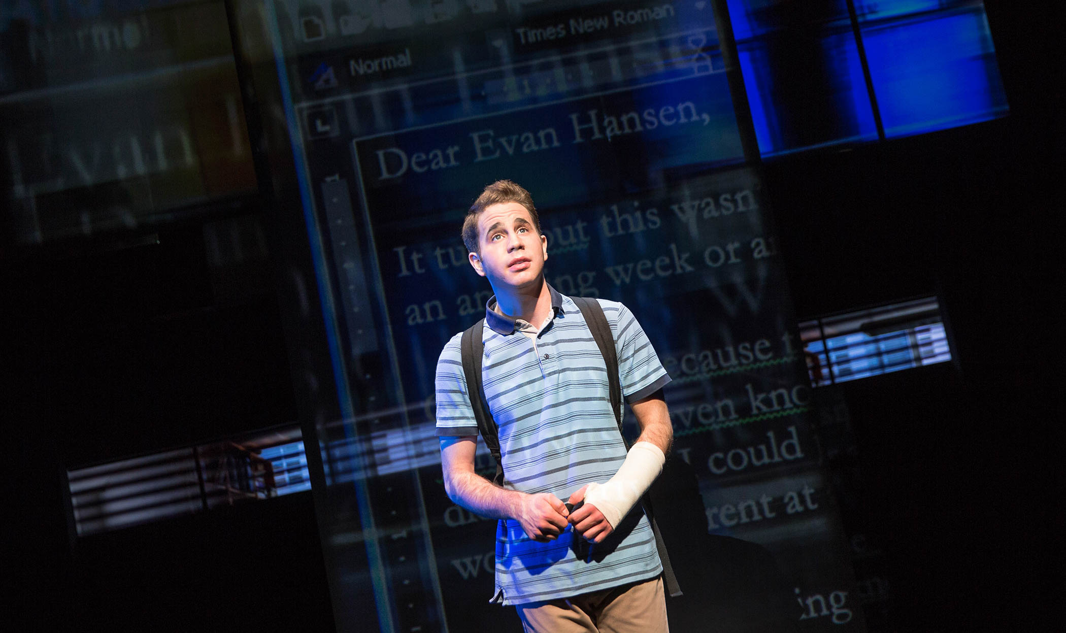 "Photo of Musical ""Dear Evan Hansen"" vai virar filme"