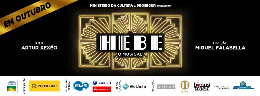 """Photo of Saiba quem está no elenco de """"Hebe – O Musical"""""""