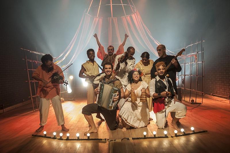Photo of Saiba como foi a construção do musical 'A Lenda do Sabiá', que recebeu a 'benção' de Ariano Suassuna
