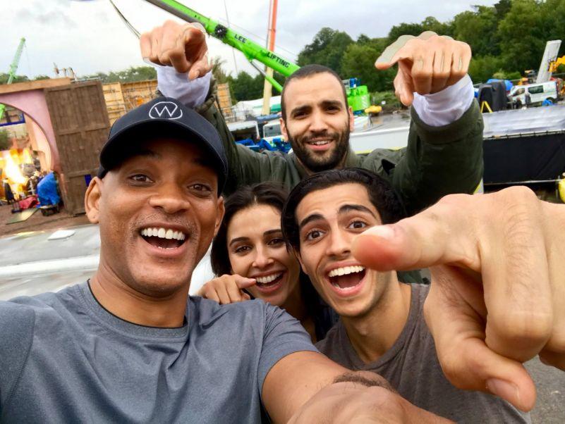 """Photo of Live-action de """"Aladdin"""" tem data de estreia marcada"""