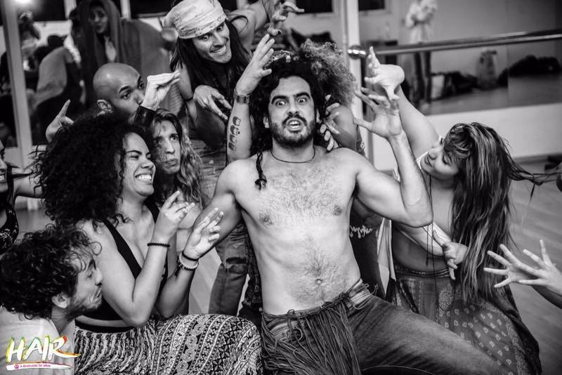 """Photo of """"Hair – A Revolução do Amor"""" estreia em SP"""