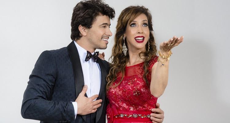 Photo of Kiara Sasso e Lázaro Menezes estrelam musical de Natal inédito com grandes nomes do teatro musical