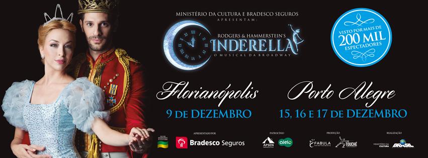 """Photo of Saiba quem está no elenco da turnê nacional de """"Cinderella, o Musical"""""""