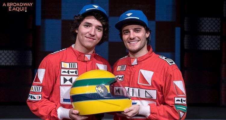 """Photo of """"Ayrton Senna, o musical"""" estreia em São Paulo. Veja fotos"""