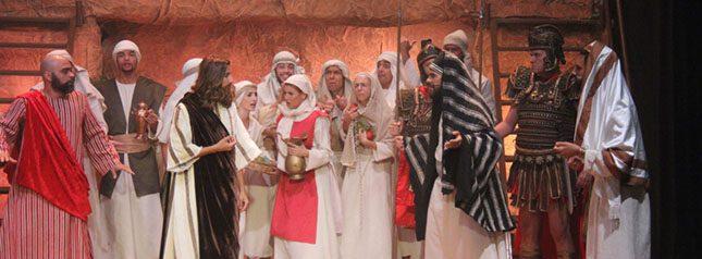 Photo of RJ tem musical sobre a Paixão de Cristo encenado na Lapa