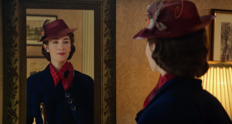 "Photo of Longa musical ""O Retorno de Mary Poppins"" ganha poster e trailer"