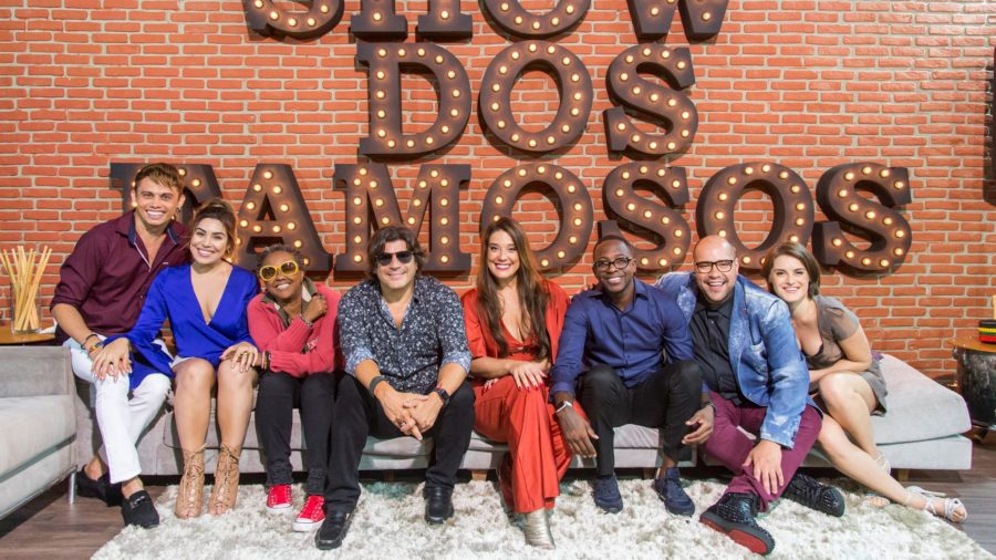 "Photo of Nova temporada do ""Show dos Famosos"", do Faustão, terá nomes do teatro musical"