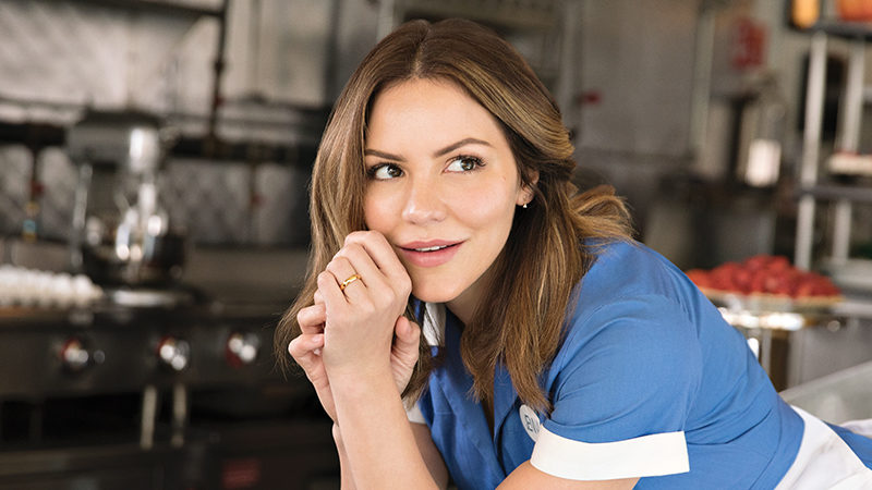 "Photo of Vai e vem na Broadway: estrela de ""Smash"", Katharine McPhee entra para elenco de Waitress"