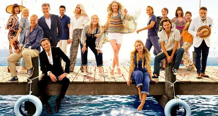 """Photo of Trilha do filme """"Mamma Mia! Here We Go Again"""" será lançada em julho"""