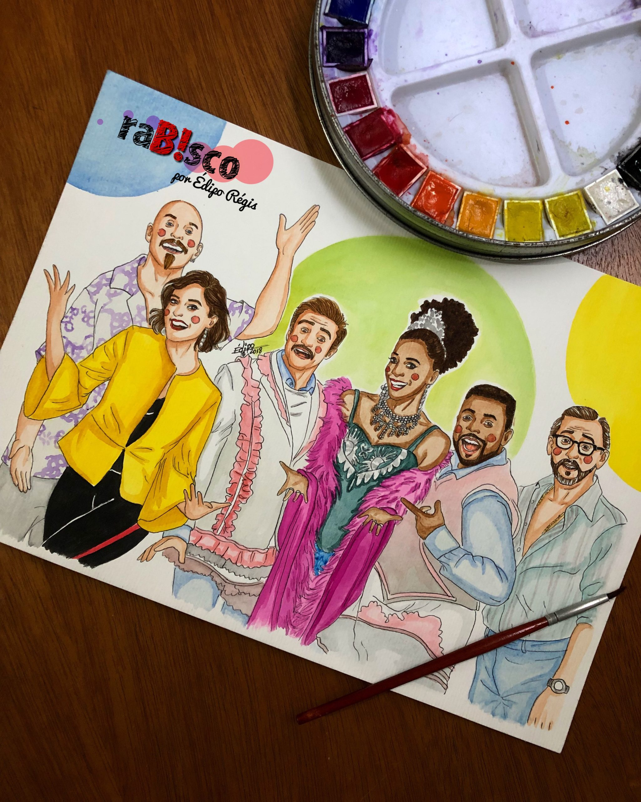 "Photo of raB!sco de ""MPB – Musical Popular Brasileiro"""