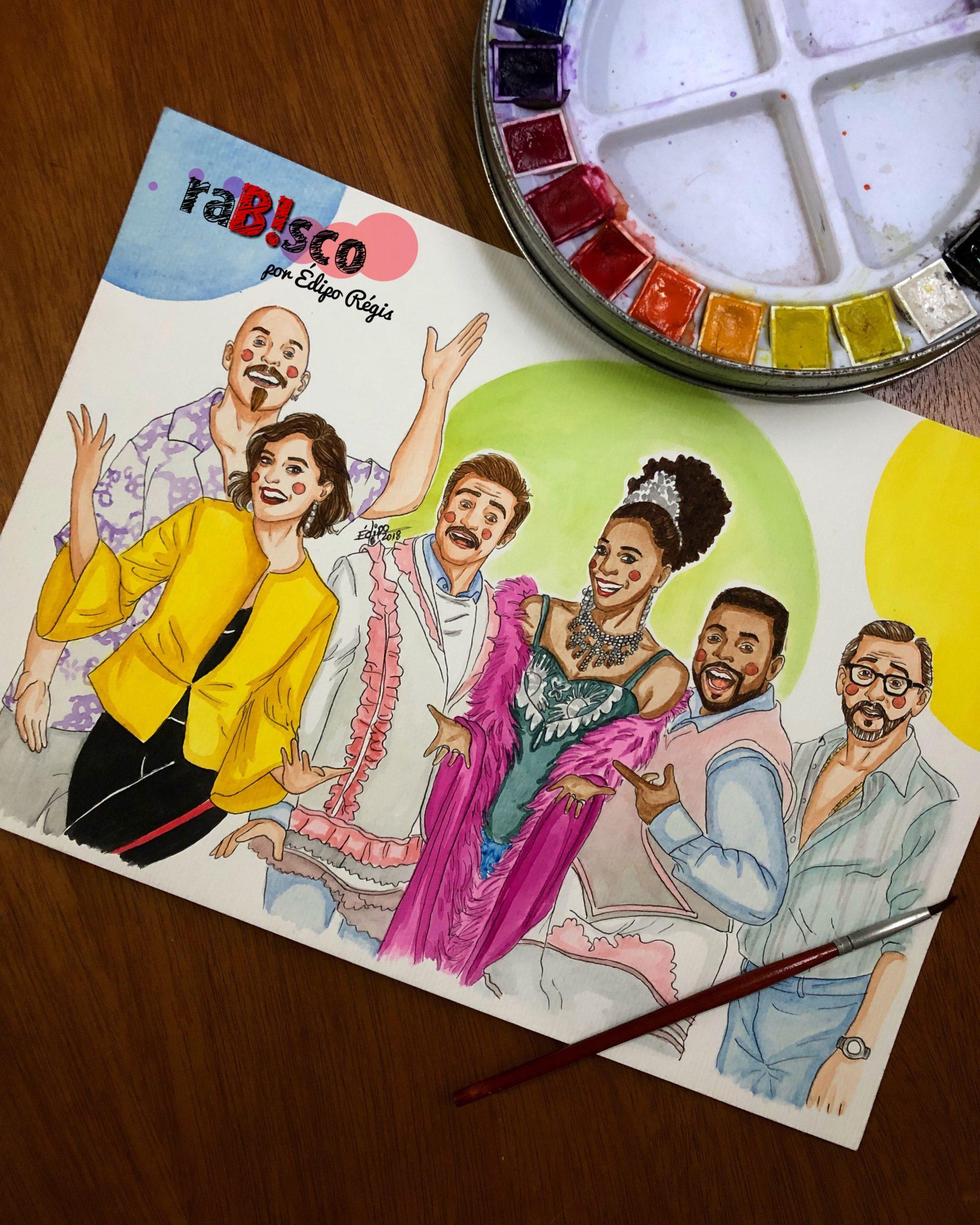 "Photo of raB!sco de ""MPB – Musical Popular Brasileiro"""
