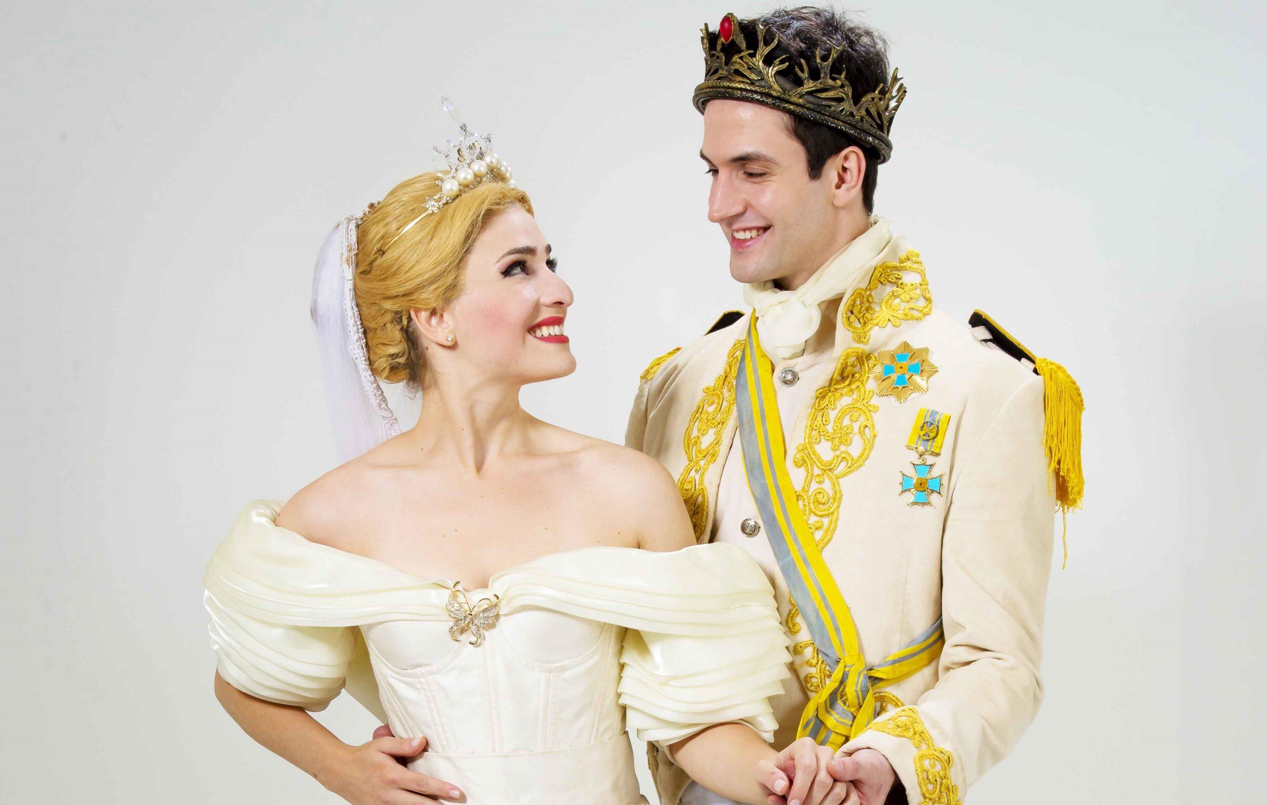 """Photo of """"Cinderella, o Musical"""" ganha nova temporada em São Paulo"""