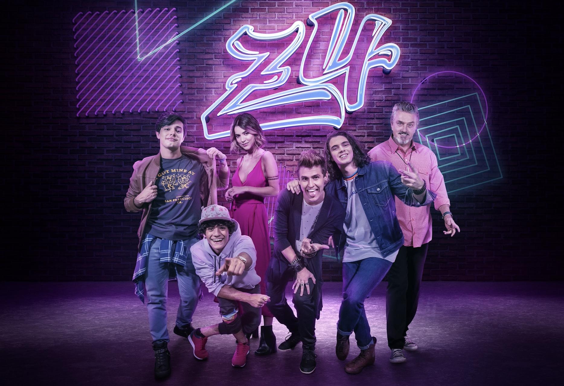 """Photo of Série musical """"Z4"""" estreia no SBT"""