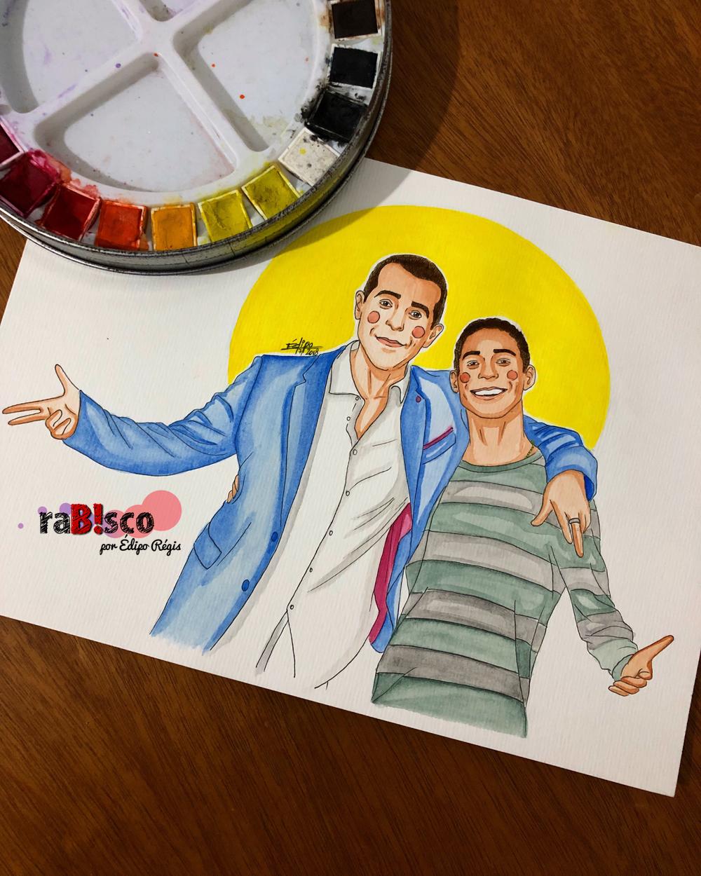 """Photo of raB!sco de """"Zeca Pagodinho – Uma História de Amor ao Samba"""""""
