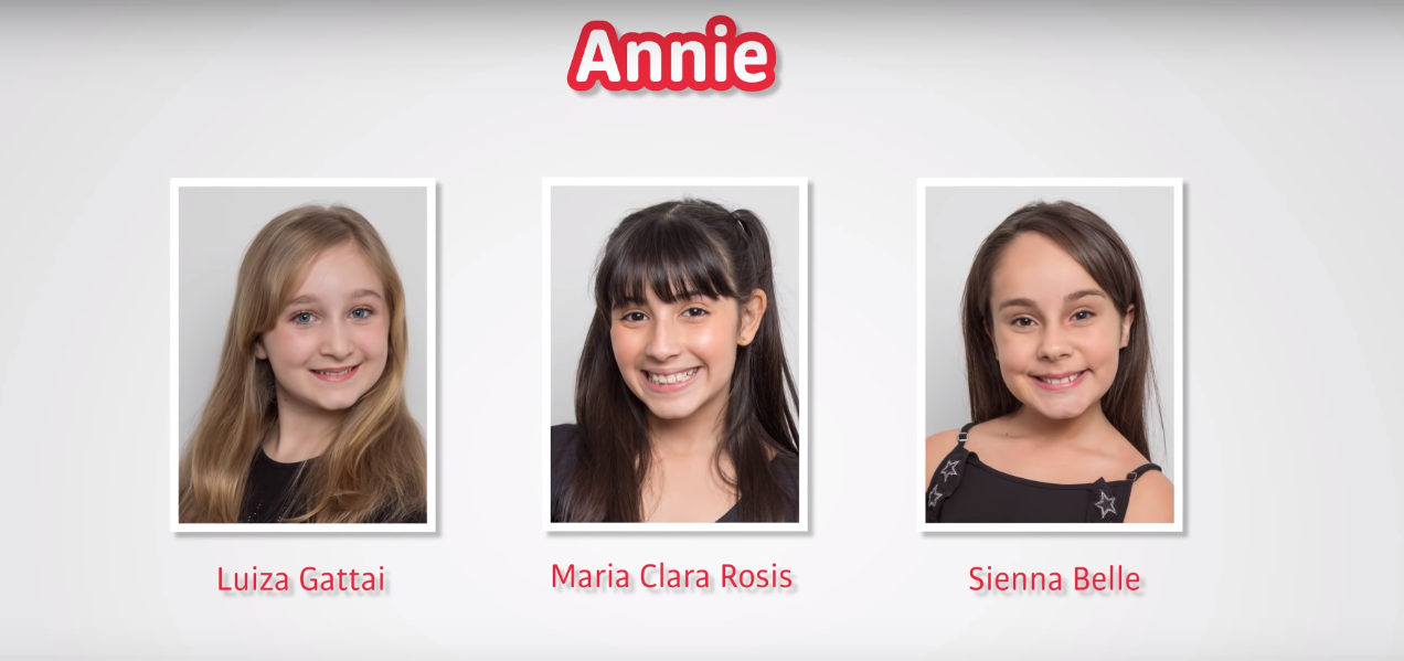 "Photo of Conheça o elenco mirim e as atrizes que interpretarão o papel-título do musical ""Annie"""