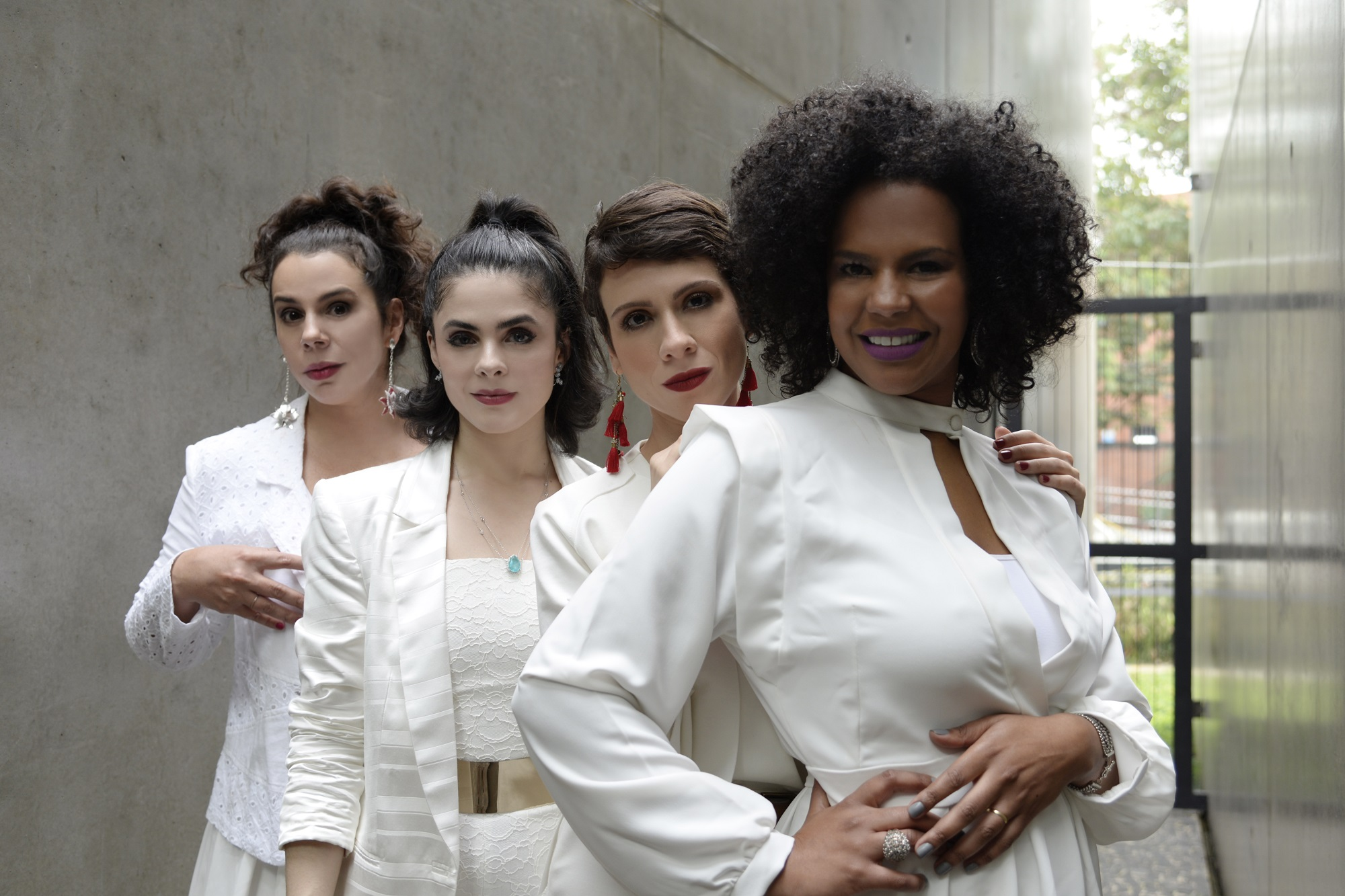 "Photo of Grupo ""Cantrix"" apresenta repertório de Gilberto Gil no Paris 6 Burlesque"
