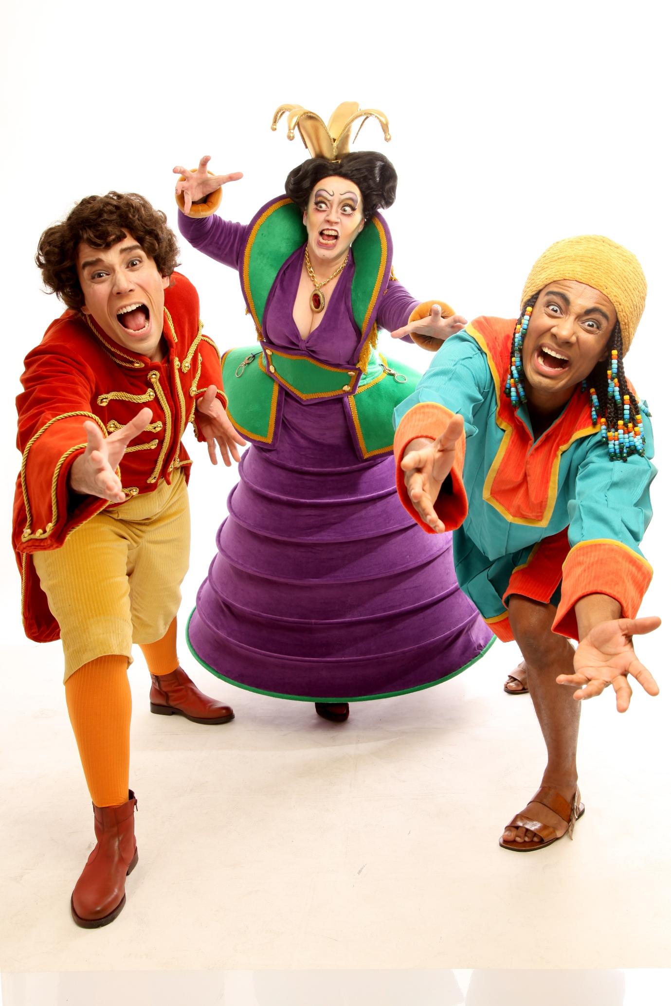Photo of Tropicália vira tema de musical infantil no RJ