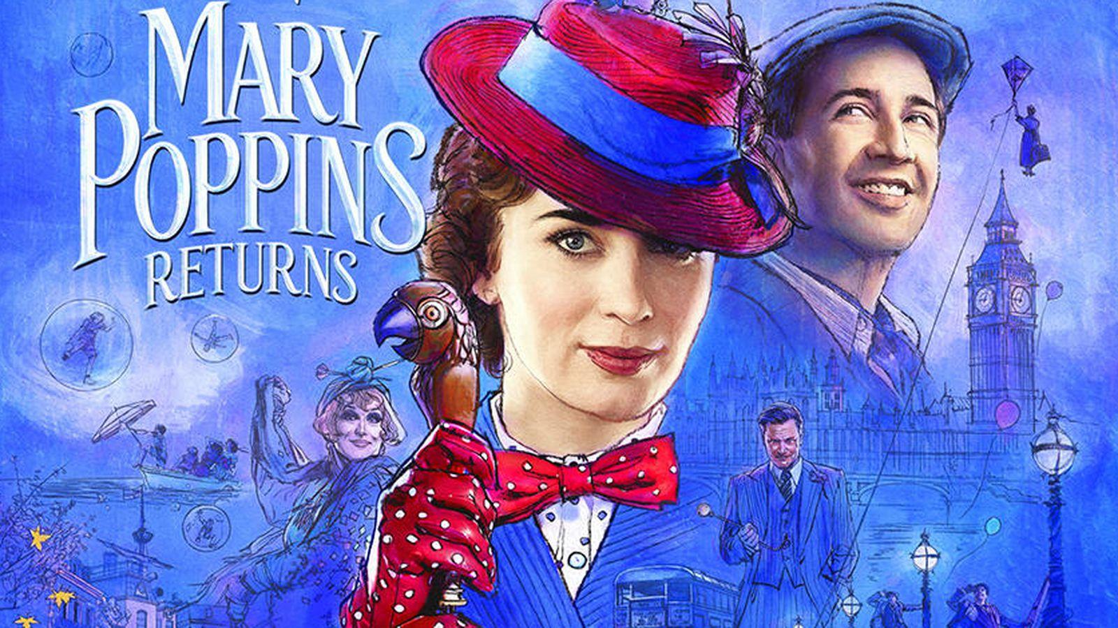"""Photo of Assista ao novo trailer de """"Mary Poppins Returns"""" e saiba a data de lançamento no Brasil"""