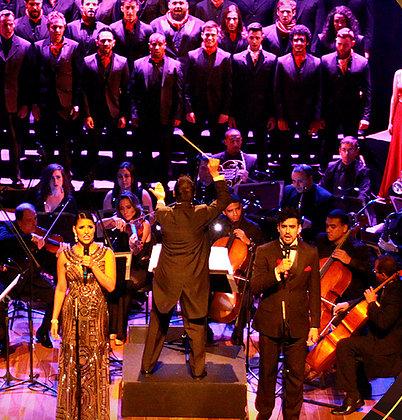 Photo of Studio Marconi Araújo apresenta concerto com participação de Cláudia Raia, Jarbas Homem de Mello e Paula Capovilla