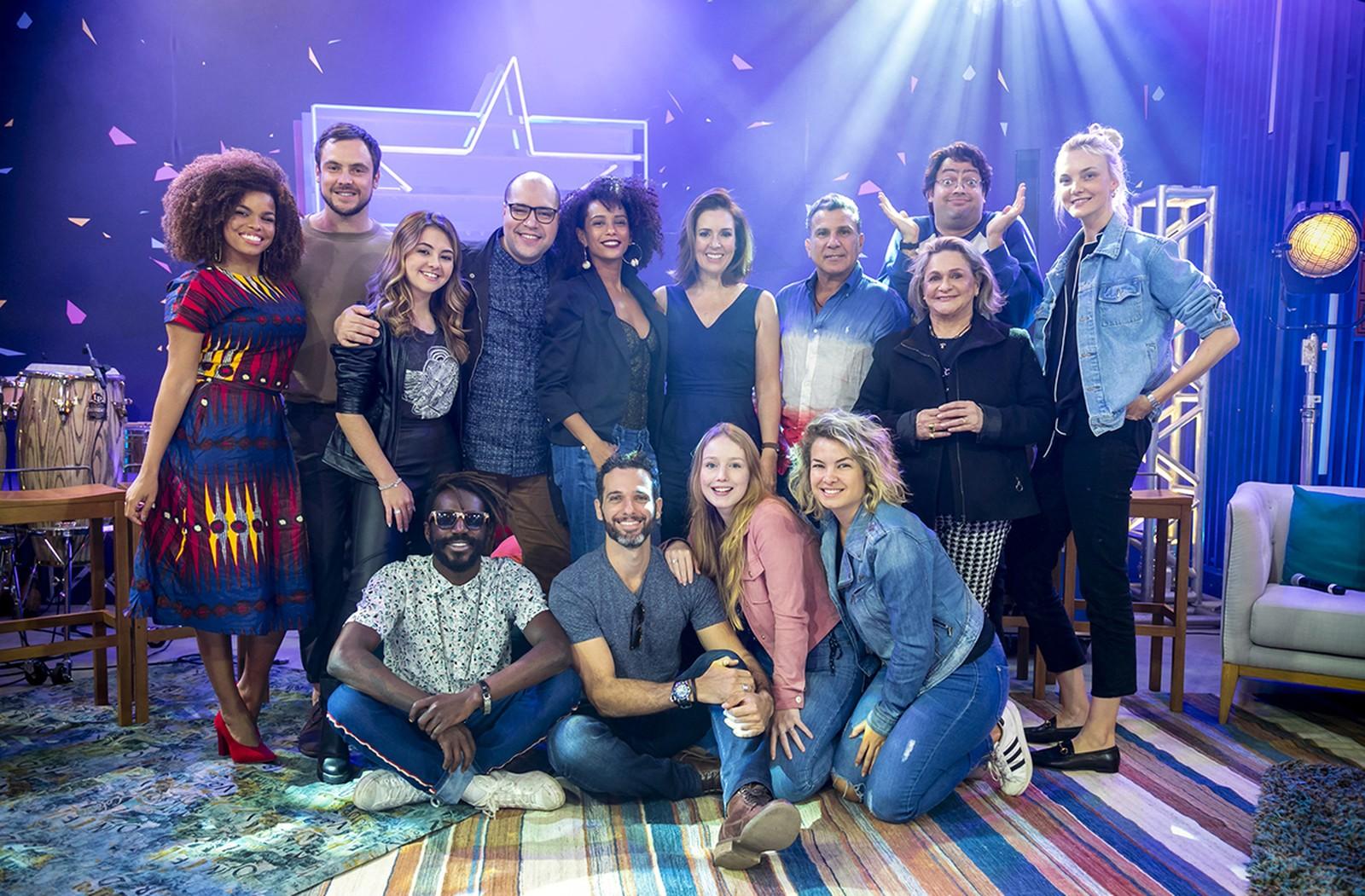 popstar 2018 - elenco