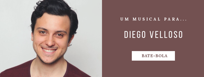Photo of Um musical para… Diego Velloso