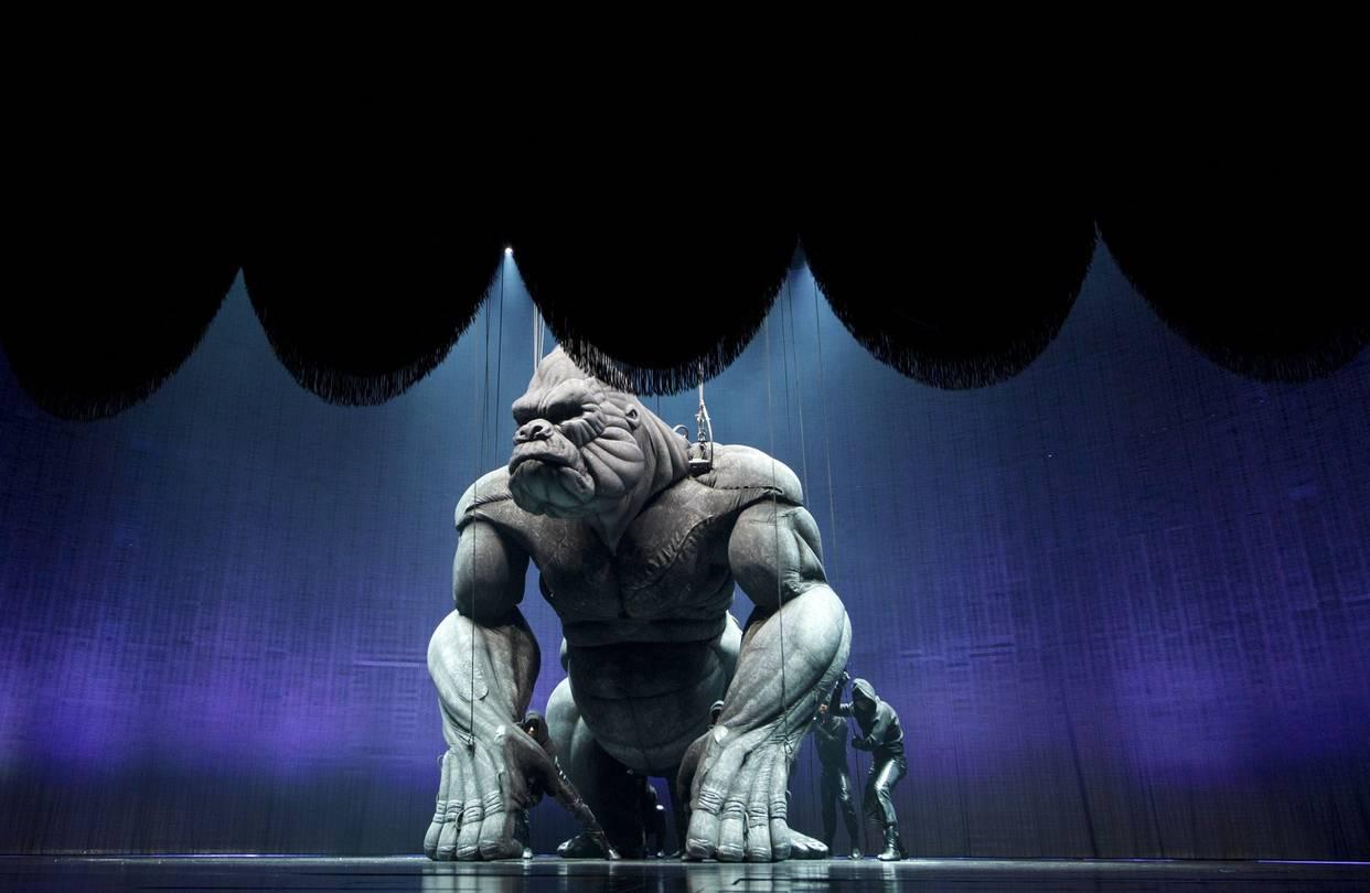 """Photo of Musical sobre """"King Kong"""" chega à Broadway"""