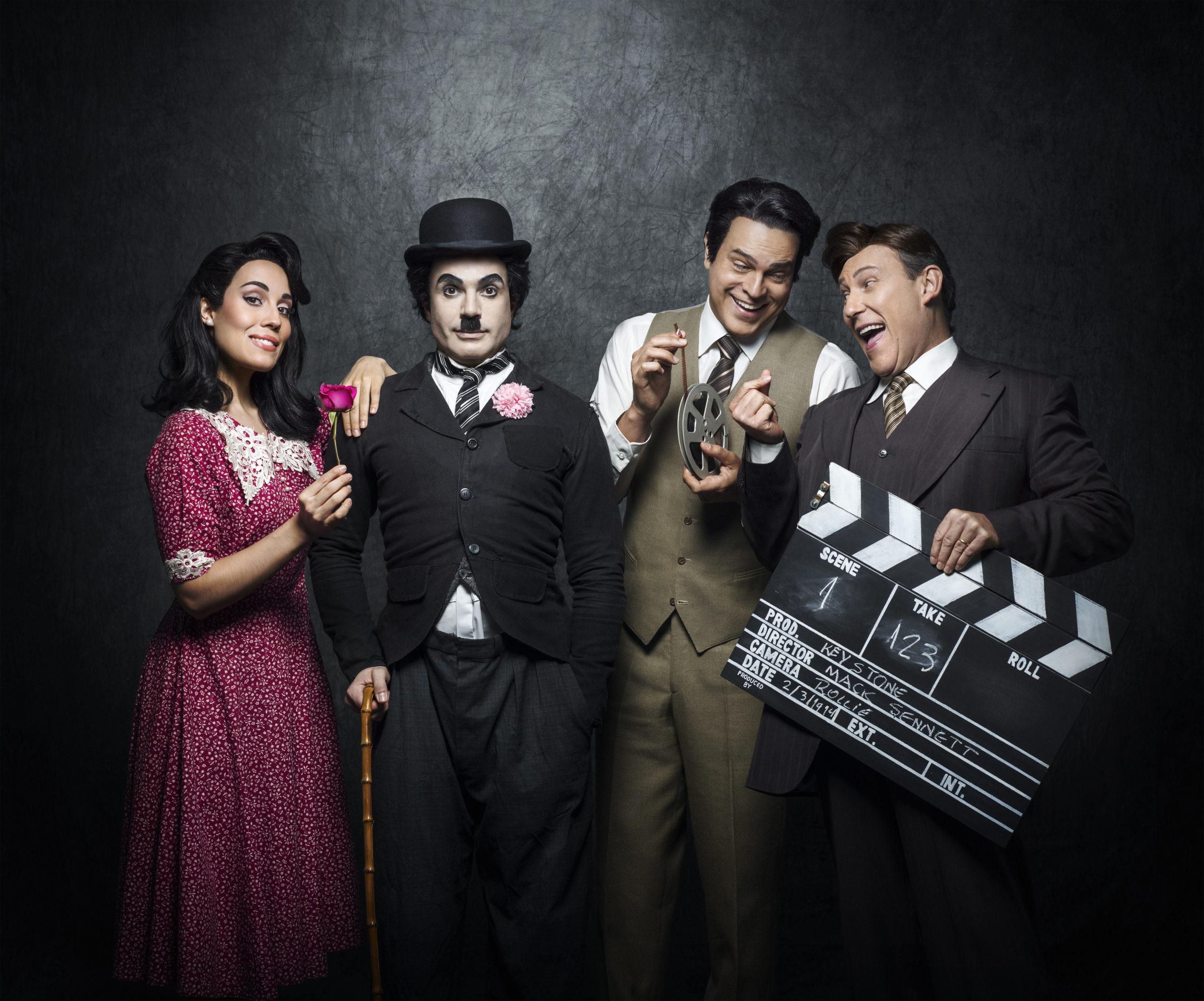 """Photo of """"Chaplin, O Musical"""" inicia turnê pelo Rio de Janeiro"""