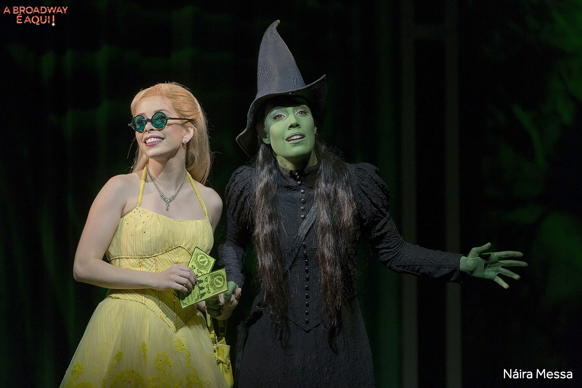 "Photo of ""Wicked In Concert"" abre venda de ingressos"