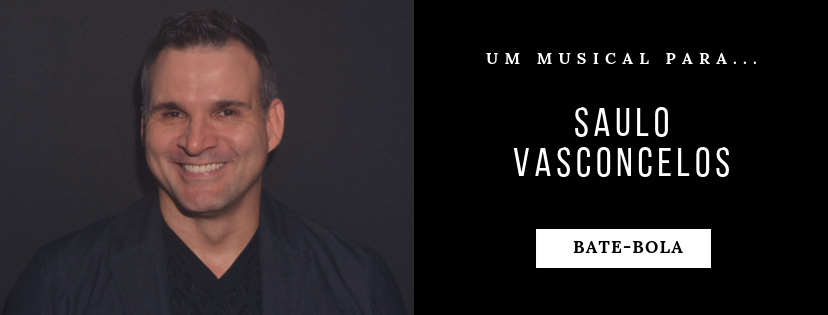 Photo of Um musical para… Saulo Vasconcelos