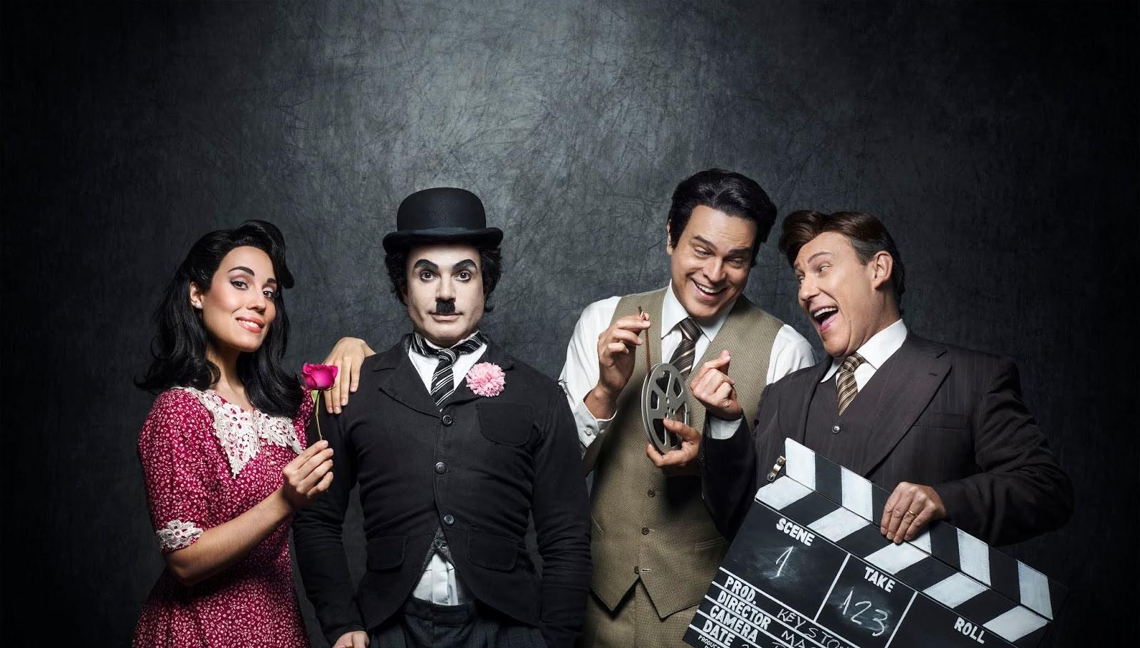 """Photo of """"Chaplin, o Musical"""" encerra temporada com apresentação gratuita em São Paulo"""