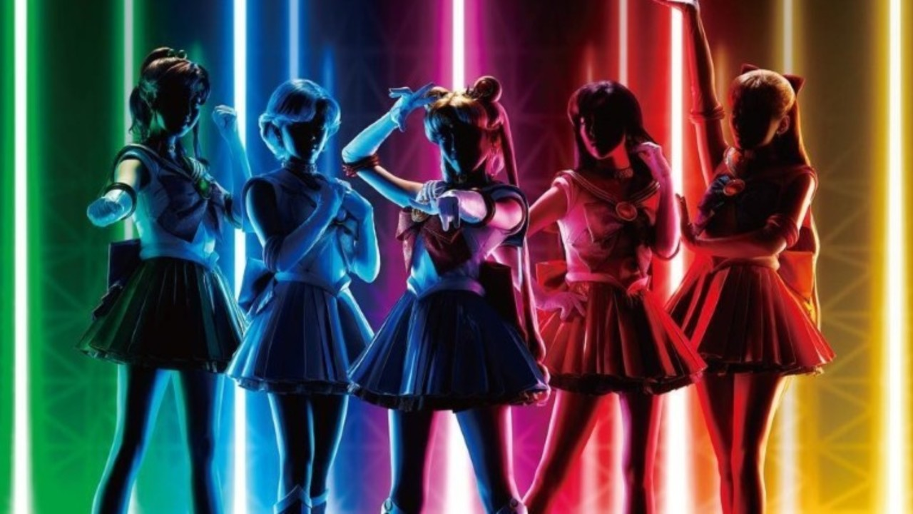 "Photo of Musical sobre anime ""Sailor Moon"" chegará aos Estados Unidos em 2019"