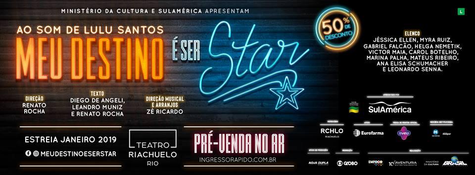 """Photo of Musical """"Meu Destino é Ser Star"""" abre pré-venda com 50% de desconto"""