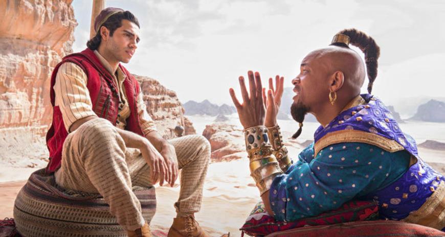 Photo of Disney confirma sequência de 'Aladdin' em versão live-action