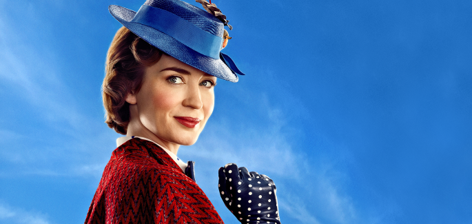 mary poppins returns trilha sonora