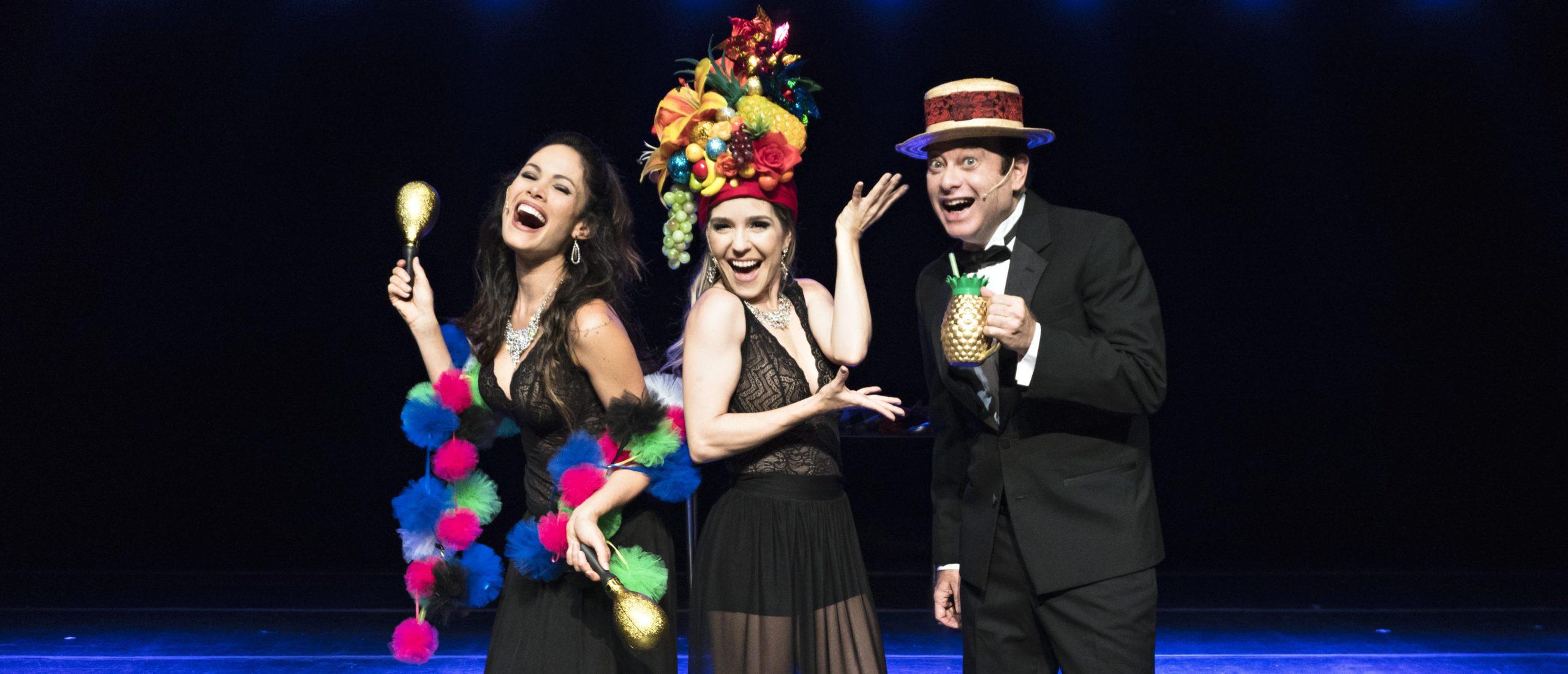 """Photo of """"Concertando a Broadway"""" faz releitura de clássicos à moda brasileira"""